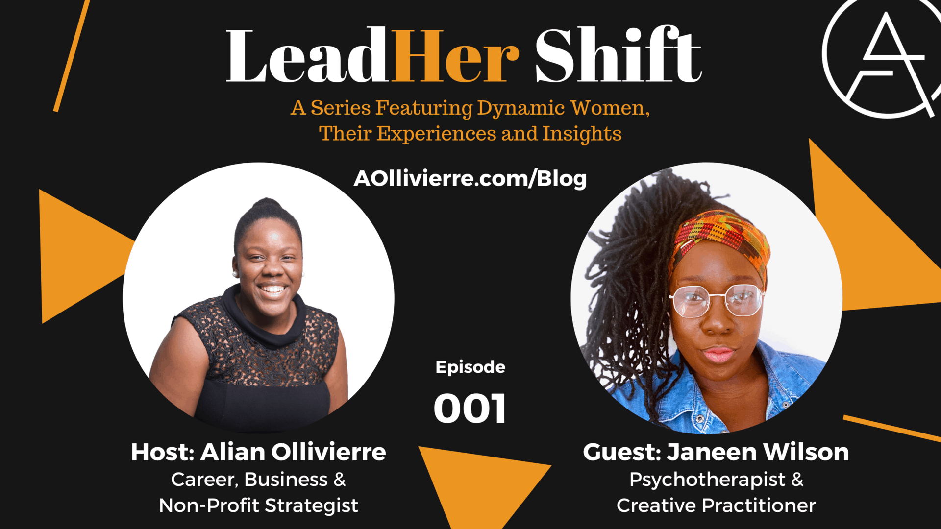 LeadHer Shift Ep.1 Janeen Wilson